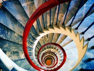 spiral stair case adjusted 01